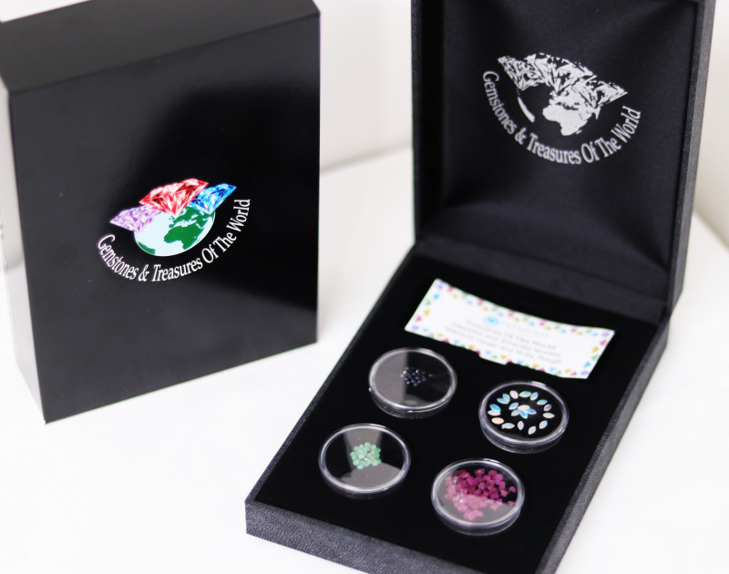 Emerald ,Sapphires ,Ruby and Opal collection code CCC 264