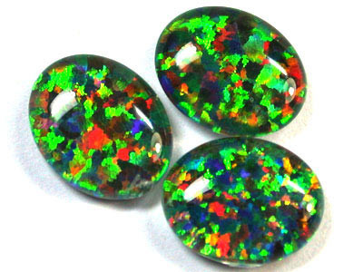 5.7 Cts Manmade synthetic Opal    code RN 1523