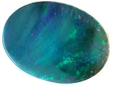 3.95 Cts    Australian  Black Opal  A102