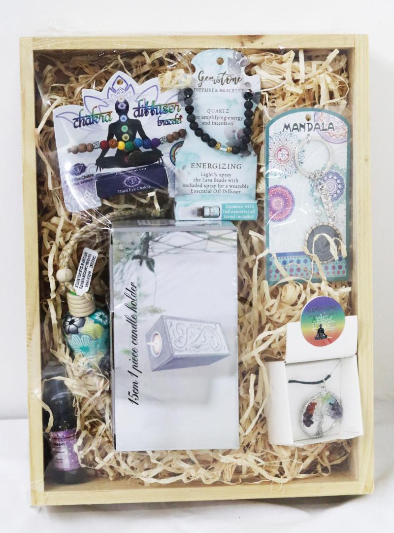 Spiritual Wellness Pamper Gift Hamper 7pcs