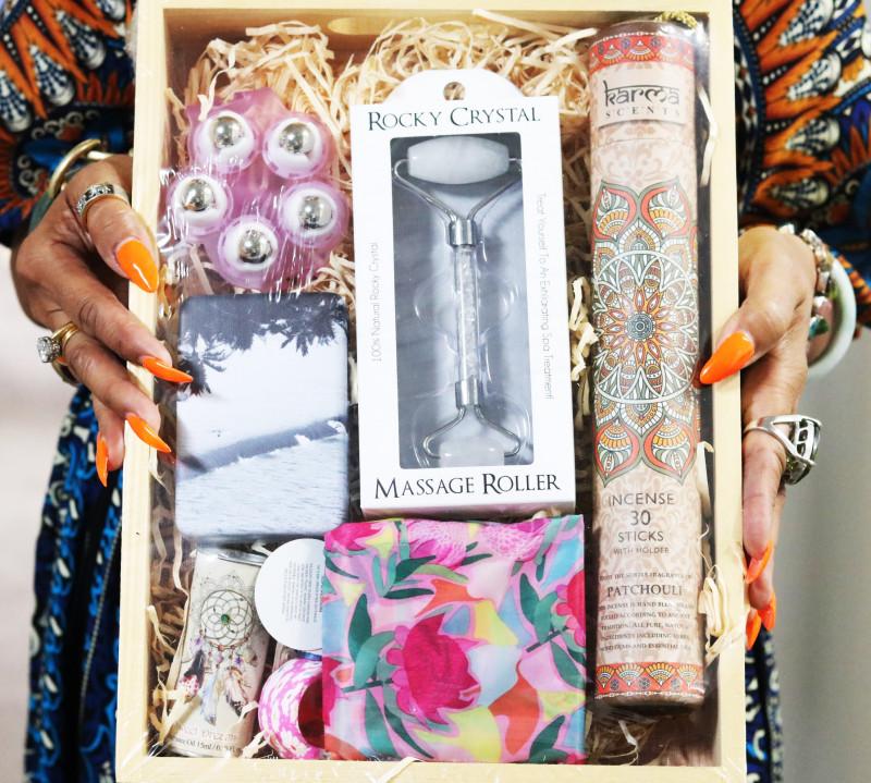 Self-care Pamper Gift Hamper 7pcs
