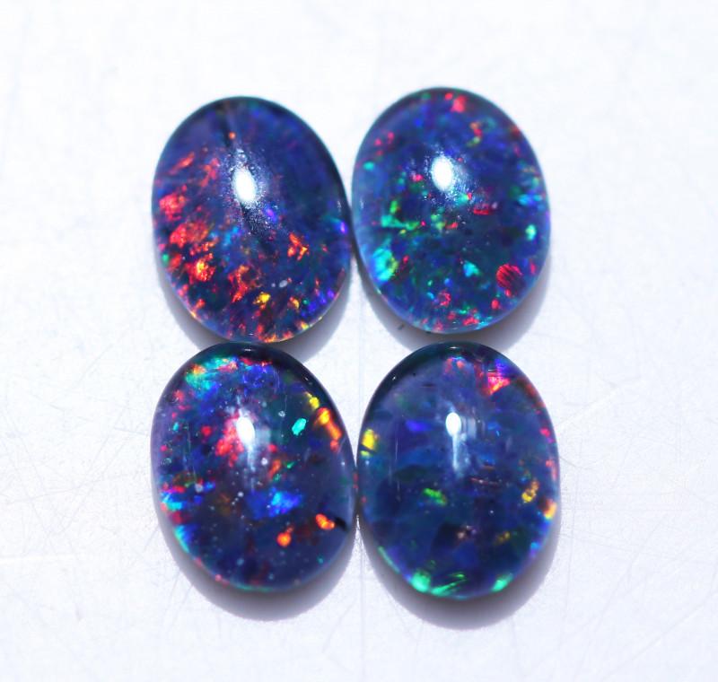 Cts  Parcel of 4  Australian Triplet Opal  A226