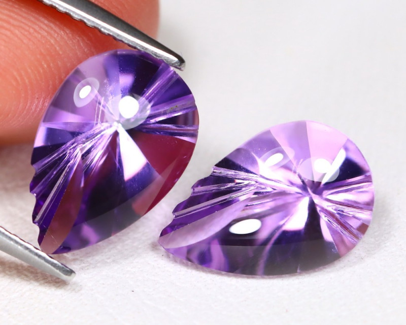 5.39 Cts Parcel of Purple Amethyst  CCC 377