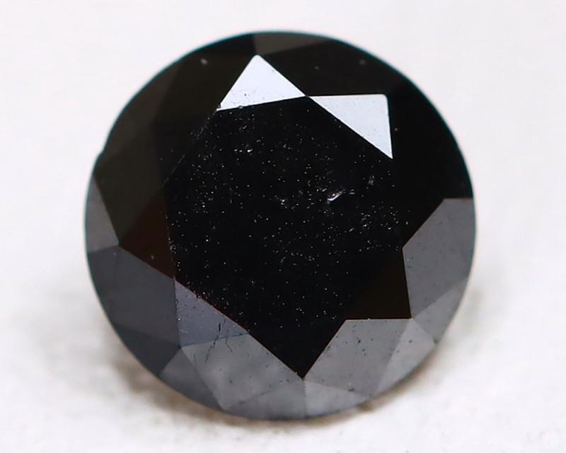 0.27 Ct Fancy Black Diamond  CCC 408