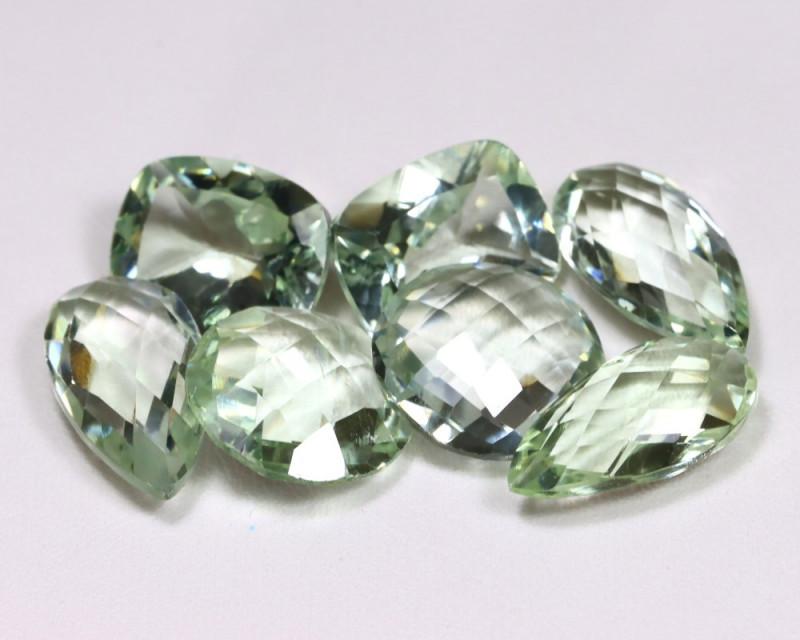 43.33 Cts  Green Prasiolite Amethyst  CCC 446
