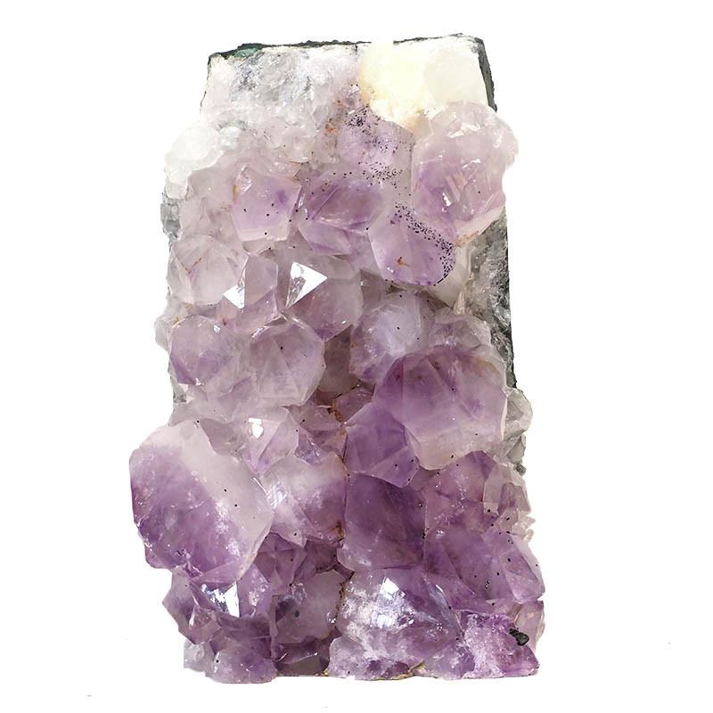 1.52kg Natural Amethyst Crystal Lamp DS450