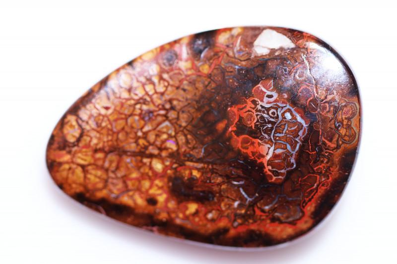 87.4Cts    Australian  Boulder  Yowah  Opal  CCC  468