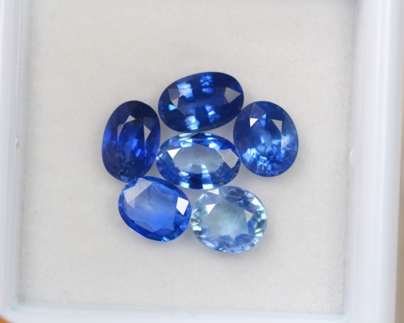 3.1 Cts Blue Sapphire CCC 498