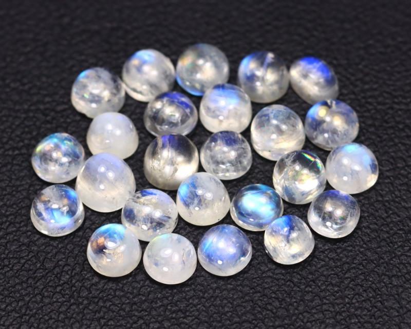 8.71 Cts Rainbow Moonstone  CCC  510