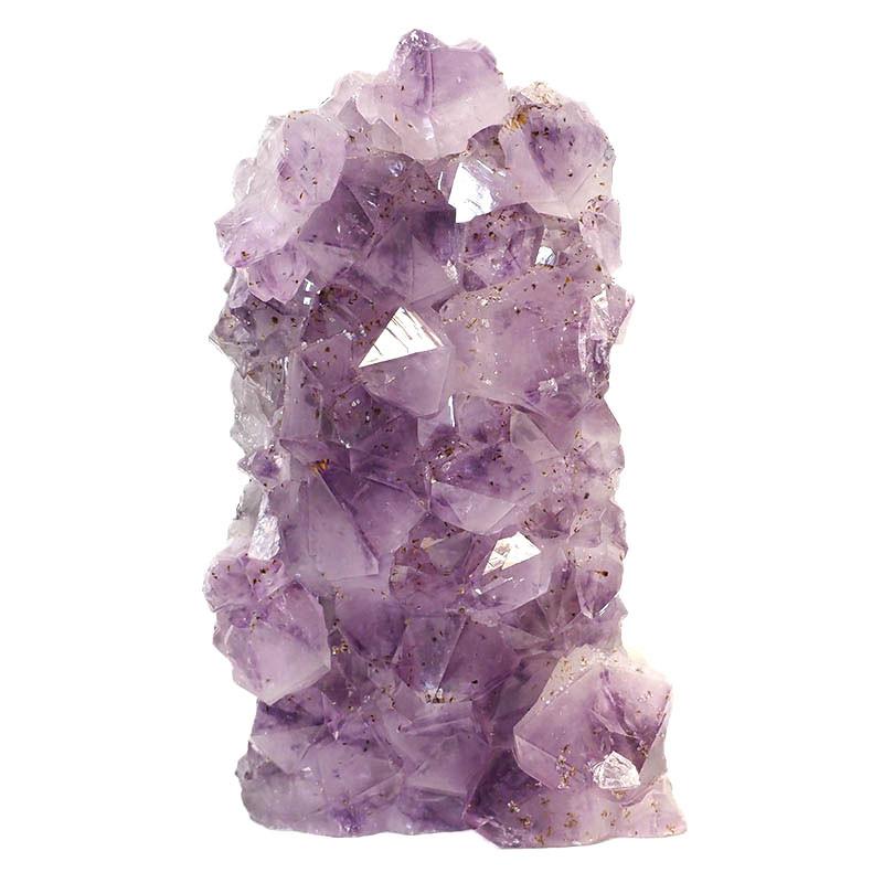 1.81kg Natural Amethyst Crystal Lamp DS455