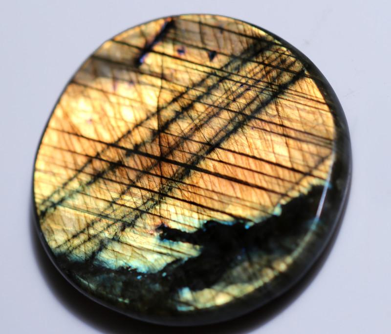 139 Cts  labradorite Gemstone   code  RN106