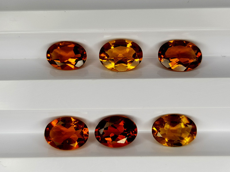 4.15cts Madeira Citrine Parcel  CH 852