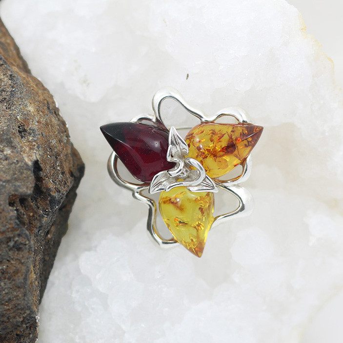 Baltic Amber Pendant , direct from Poland RN205