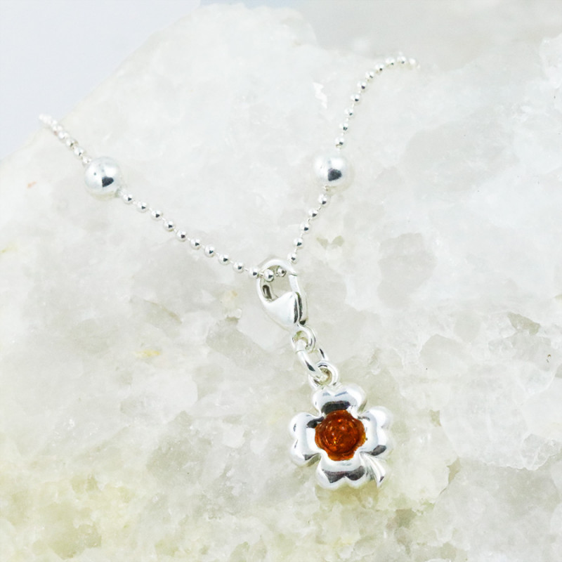 Baltic Amber Charm , direct from Poland RN430