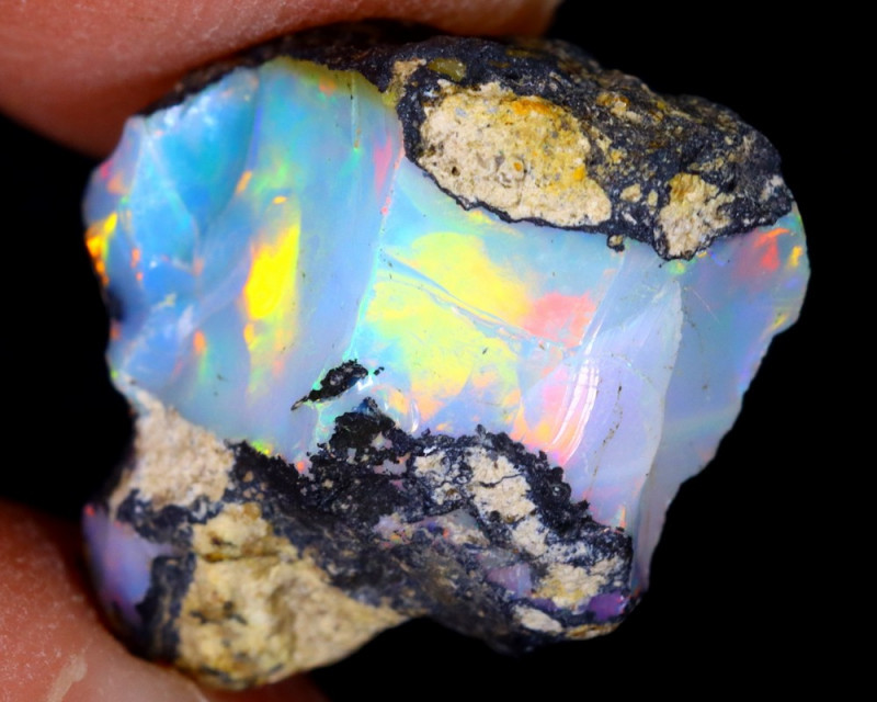 5CTS Natural  Ethiopian Opal code CCC 1271