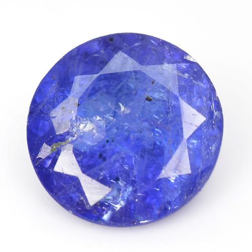 *NoReserve*Tanzanite 1.65 Cts Violet Natural Gemstone
