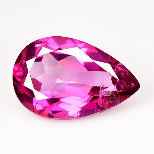 Azotic Pink Topaz 4.82 Cts Fancy Color Natural Gemstone