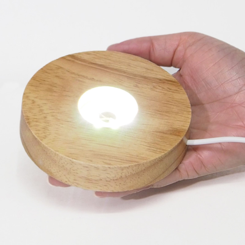LED Light Display USB -Ideal crystal or trophy display  AHA
