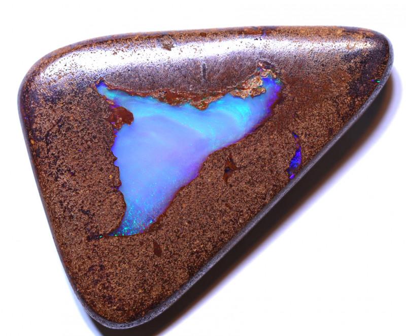 17.60 carats Boulder  Pipe Opal Cut Stone ANO-2620