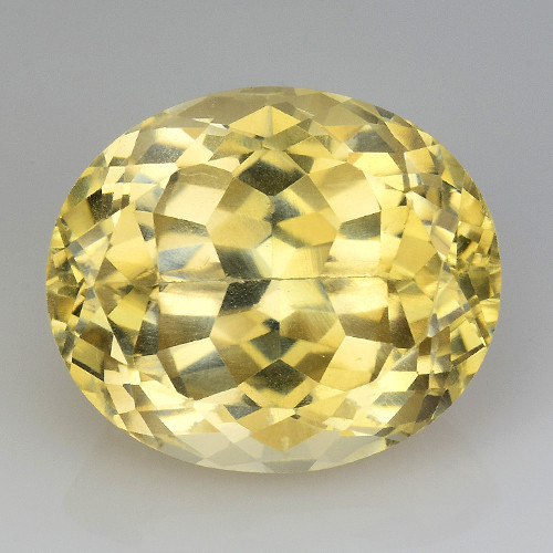 11.68Ct Natural Heliodor AAA Grade Top Quality Gemstone. HD 04