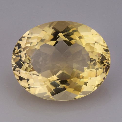 5.72Ct Natural Heliodor AAA Grade Top Quality Gemstone. HD 05