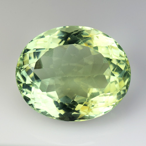 14.00Ct Natural Prasiolite Top Quality Gemstone. GA 12