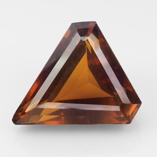 15.92Ct Natural Honey Quartz Top Class Top Cutting Gemstone. HQ19