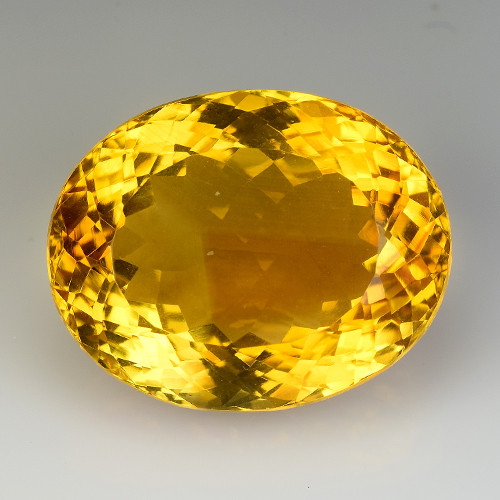 25.27Ct Natural Citrin Top Quality Gemstone. CR 14