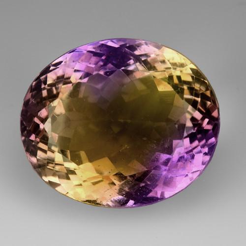 23.86Ct Natural Ametrine Bolivian Top Quality Gemstone. AM25
