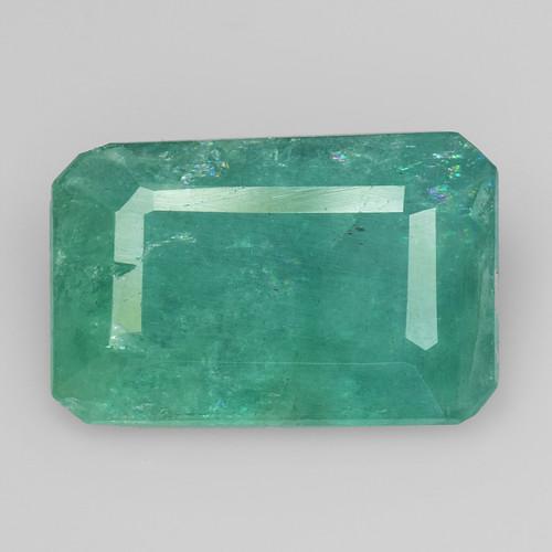 4.69Ct Natural Emerald Zambian Good Quality Gemstone. EM 06