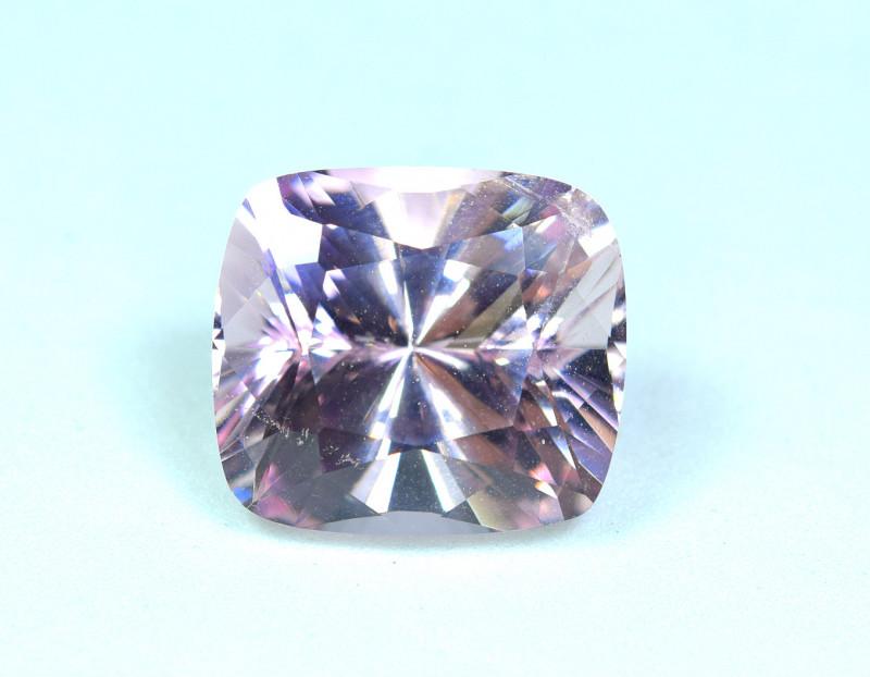 7.97 Carat Pink Morganite Gemstone