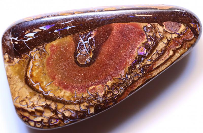 55.27 carats Yowah Opal Cut Stone AB-22