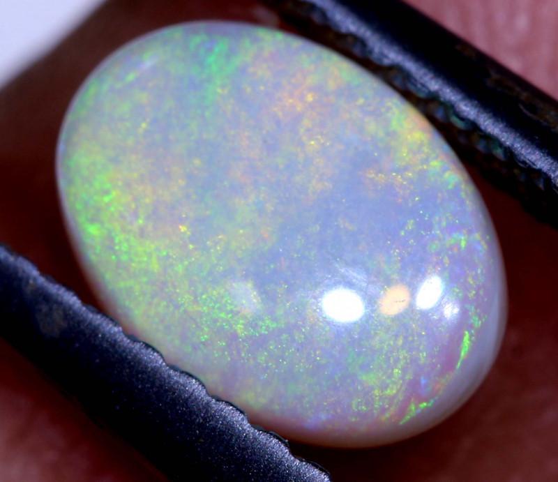 N6 -0.80 cts Dark Opal Stone L. Ridge  AO-535  australiaoutbackopal