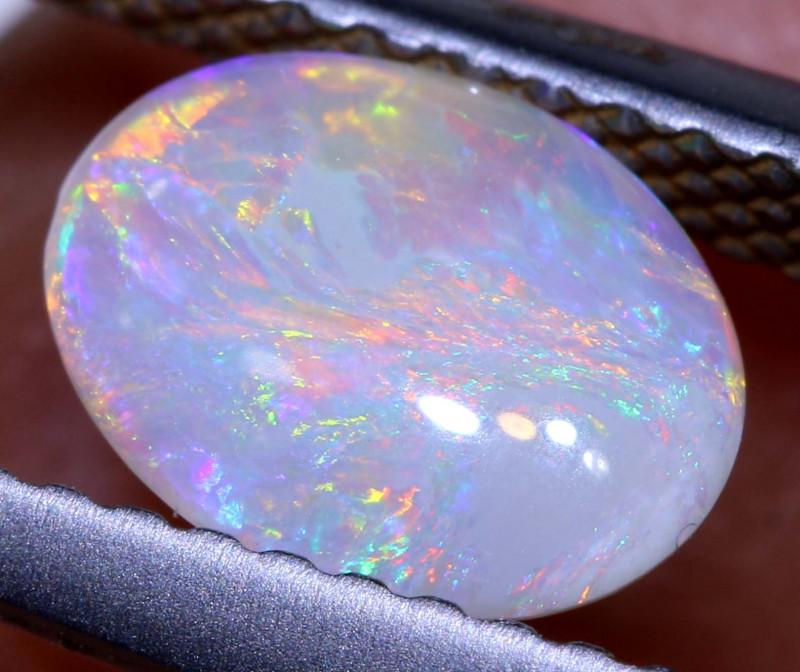 N6-0.60 cts Dark Opal Stone L. Ridge  AO-536  australiaoutbackopal