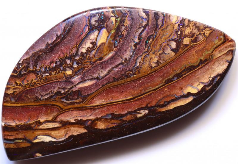 39.70 carats Yowah Opal Cut Stone AB-39