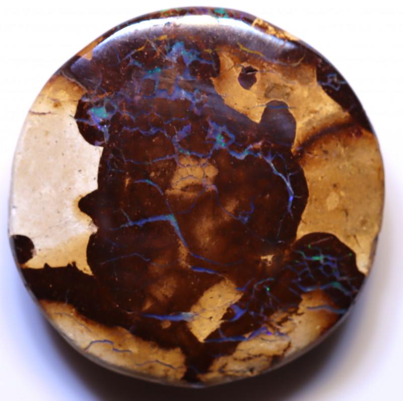 50.16 carats Yowah Opal Cut Stone AB-43