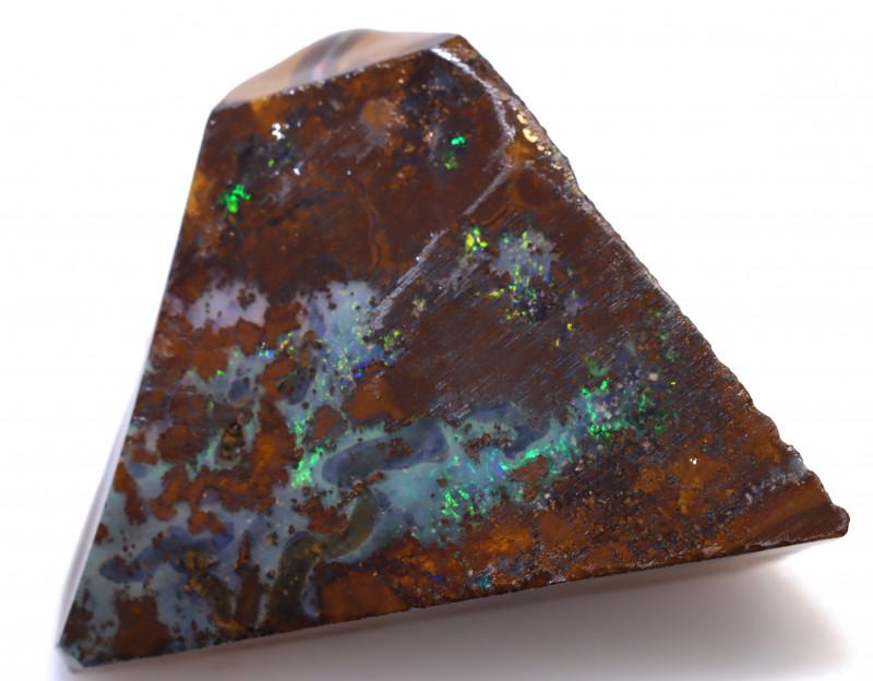 34.56 Carats Boulder Opal Rough AB-56