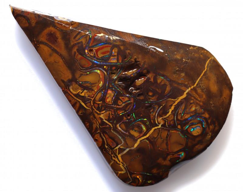 57.17 Carats Yowah Opal Rub AB-63