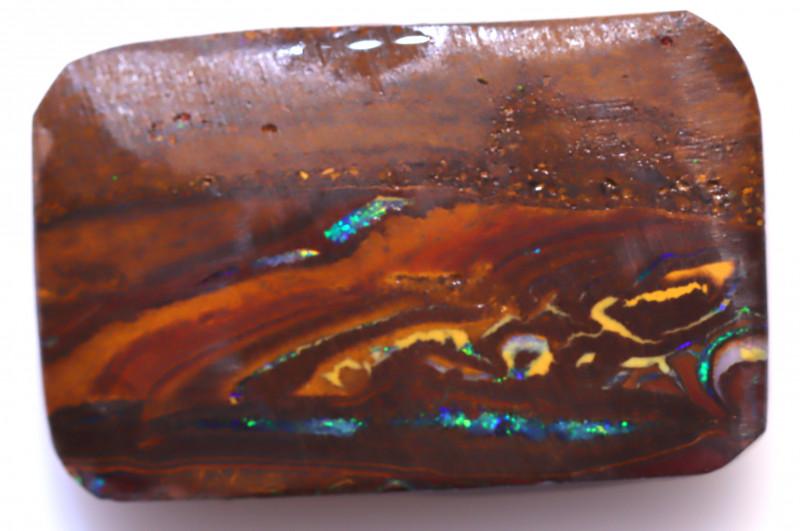 16.35 Carats Yowah Opal Rub AB-71