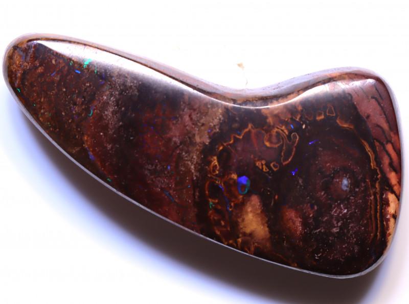 72.28 carats Yowah Opal Cut Stone AB-115
