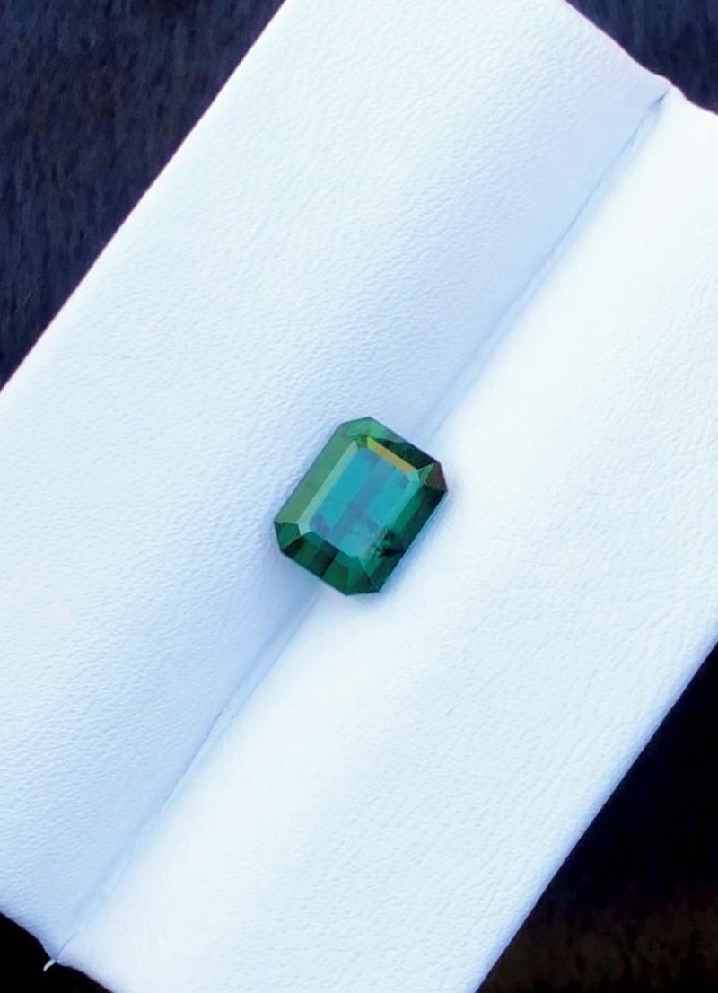 2.60 Carats Natural Tourmaline Cut Stone from Afghanistan (T10)