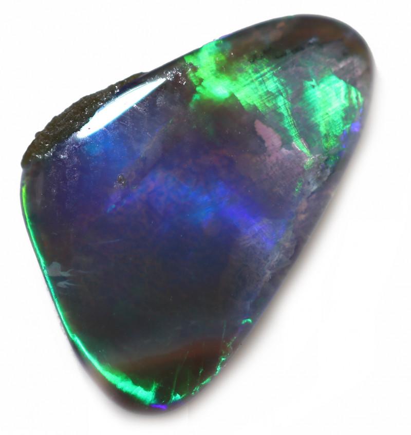 1.00 Cts australian Black  Opal  OPJ 3028