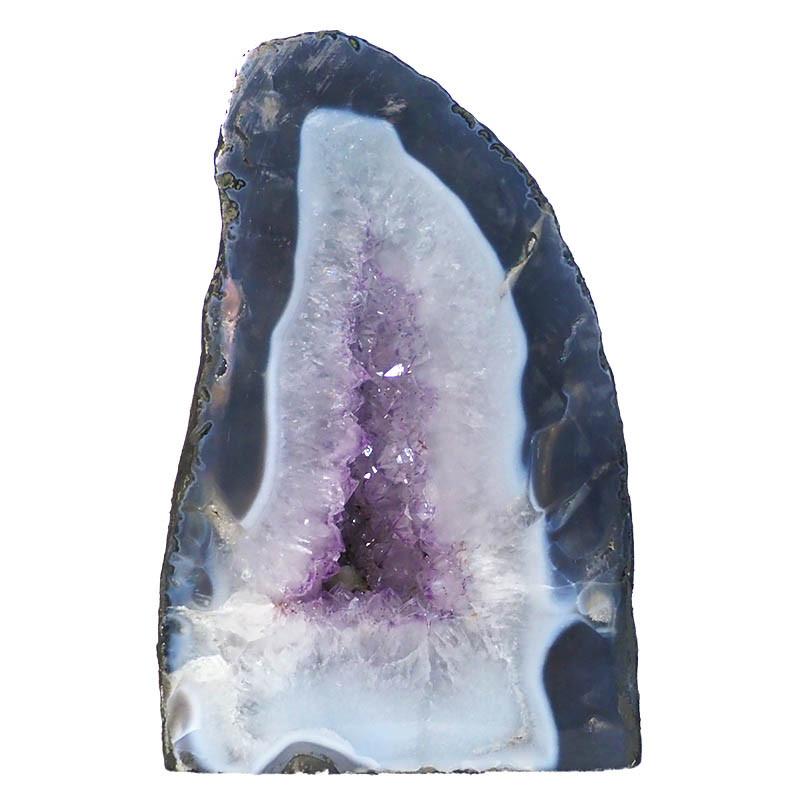 8.15kg Amethyst Crystal Geode Specimen DS87
