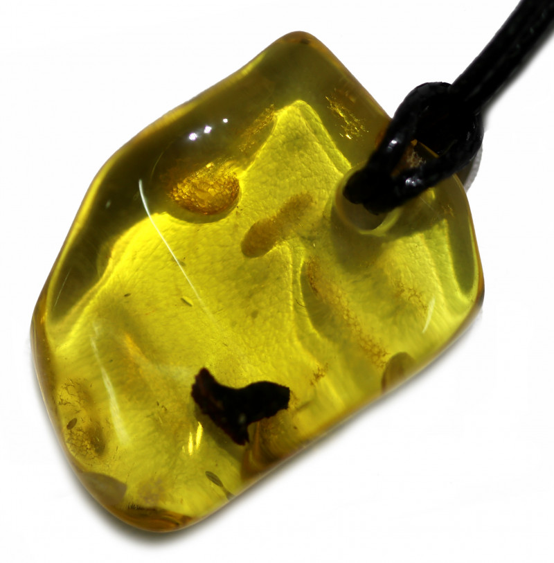42 Cts Natural  Baltic Amber Necklace AM 1921