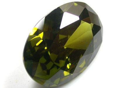 30.4  CTS BRIGHT COLOR GEMSTONE (SYNTHETIC  ) G1529