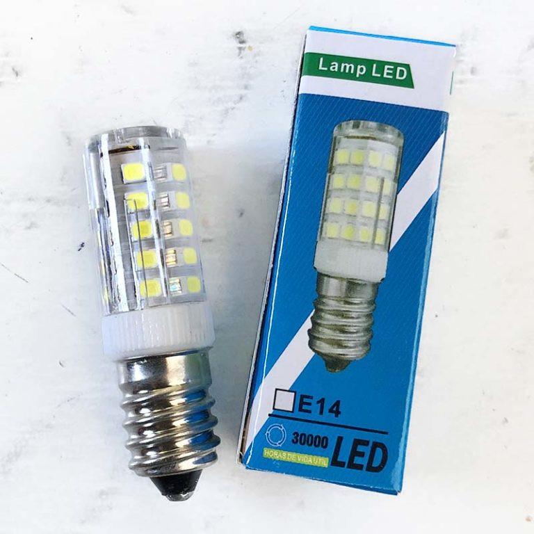 LED White Lamp Bulb (5W) (220V-240V)