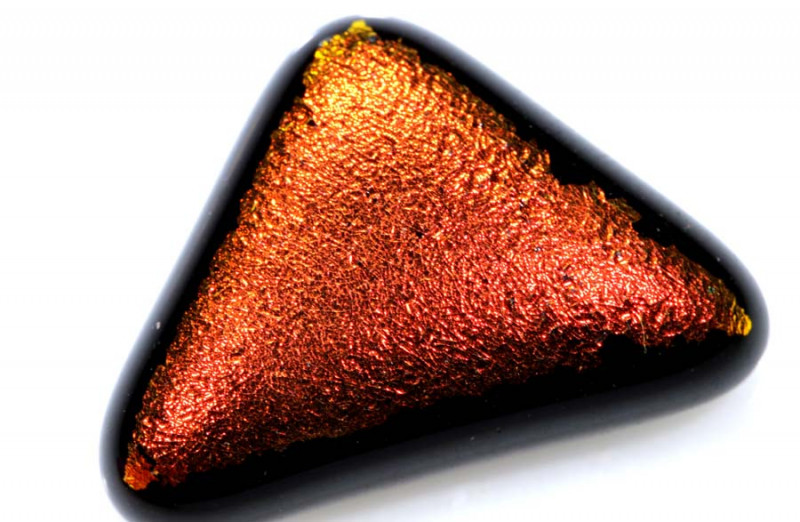 13.95 - CTS DICHORIC GLASS PENDANT STONE RJA -286