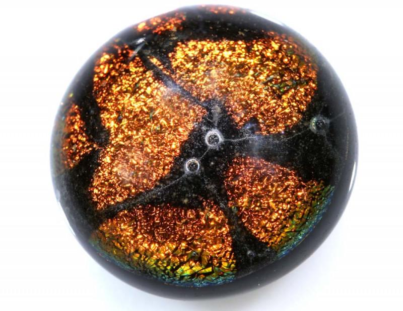 5.70 - CTS DICHORIC GLASS PENDANT STONE RJA -294