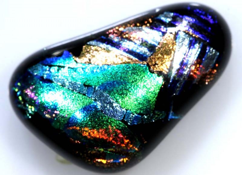 11.70 - CTS DICHORIC GLASS PENDANT STONE RJA -301