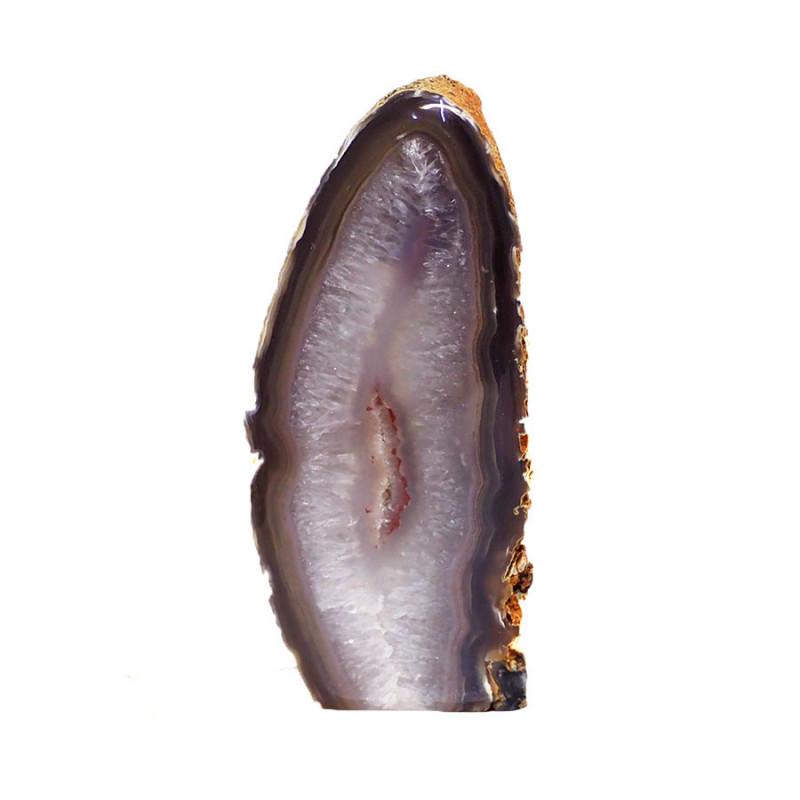 1.15kg Agate Crystal Lamp J358